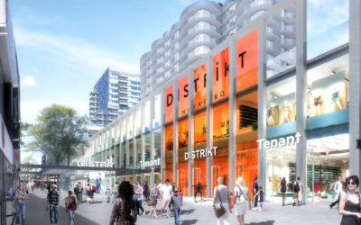 Distrikt Nørrebro opent Flagshipstore in FORUM Rotterdam