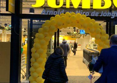 Jumbo 1 entree opening
