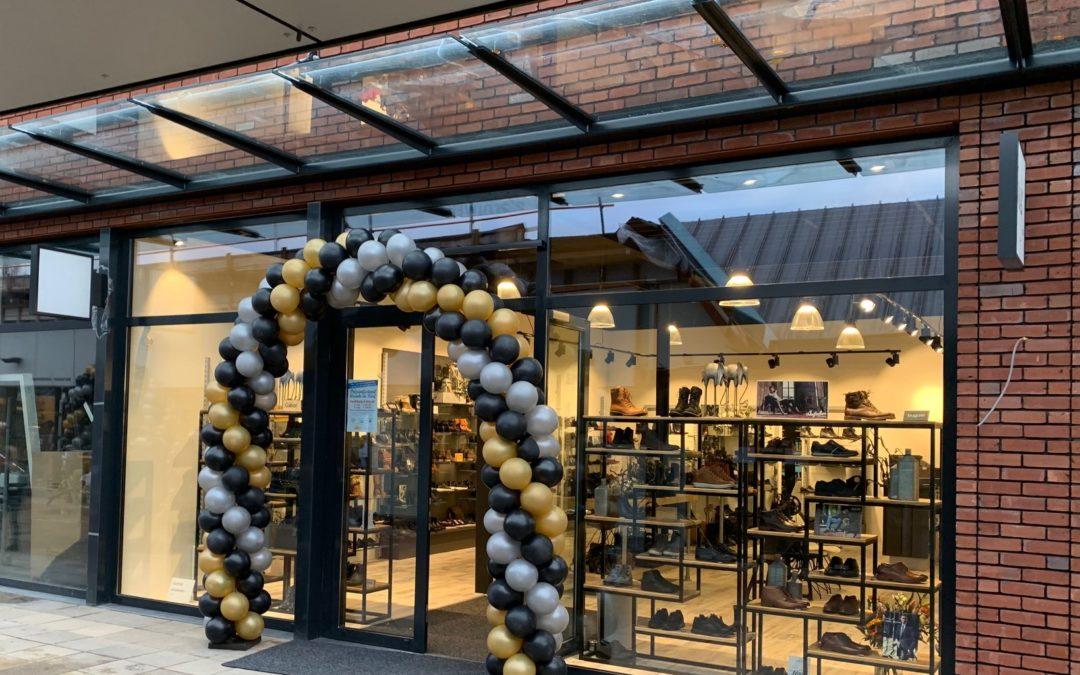 Winkelcentrum Korf Fase 1 gereed