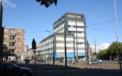 Concept aanvraag ingediend: 54 woning transformaties Goudsesingel/Oostplein/Hoogstraat