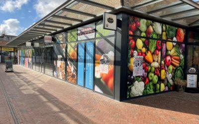 De Koopman groente en fruit naar De Korf